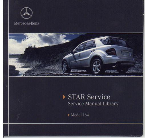 Fs star service manual dvd for w 164 peachparts for 2000 mercedes benz ml320 owners manual