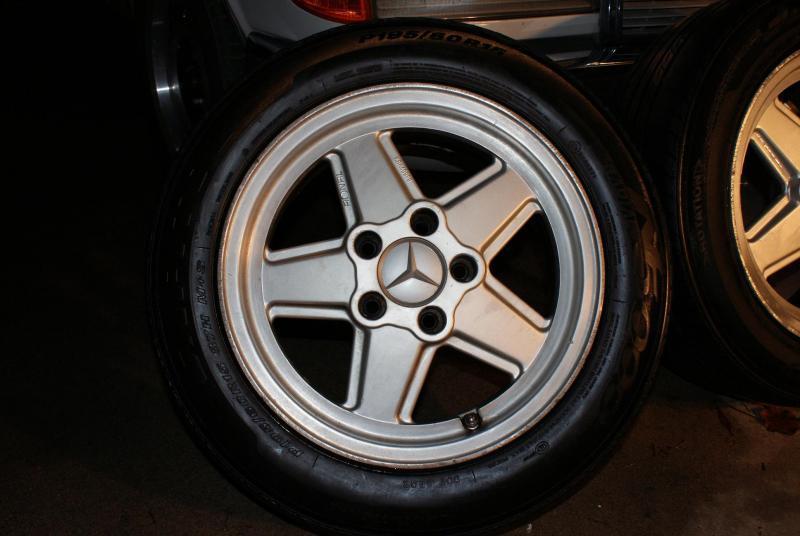 Ronal R9 Wheels 16 Quot Peachparts Mercedes Shopforum