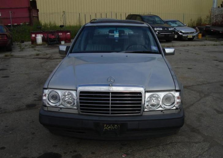 Parting out 1989 e300 w124 northern virginia for Mercedes benz 300e parts