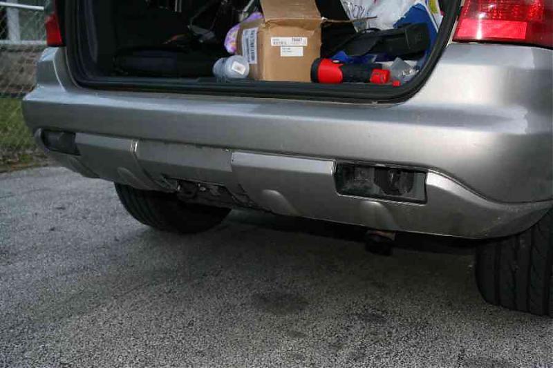 Service Manual 1999 Oldsmobile Cutlass Bumper Removal