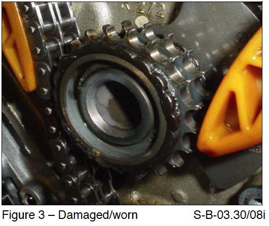 2010 Mercedes Benz G Class Camshaft: ML350 3.5L Balance Shaft Failure
