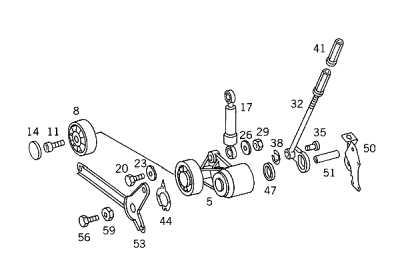 serpentine belt diagram - peachparts mercedes-benz forum 07 c230 belt diagram