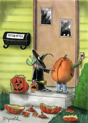 Halloween Humor - PeachParts Mercedes ShopForum