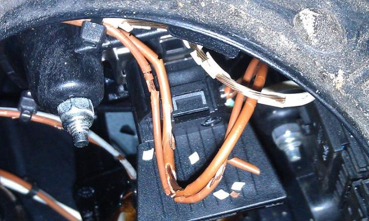 107302d1353257539 can you believe bmw still using biodegradeable wiring insulation bad wiring insulation can you believe that bmw is still using biodegradeable wiring Wire Harness Assembly at alyssarenee.co