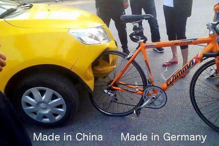 Chinese Car Crumple Zones - PeachParts Mercedes ShopForum