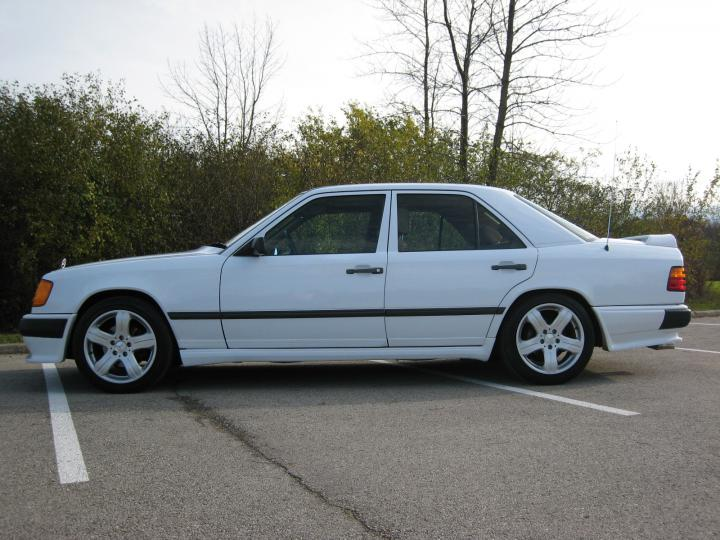 Mercedes 190e tuning parts for Mercedes benz tuning parts