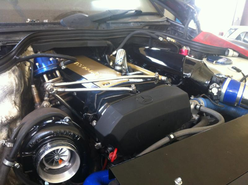 Mercedes w202 turbo tuning forum for Mercedes benz c300 turbo kit