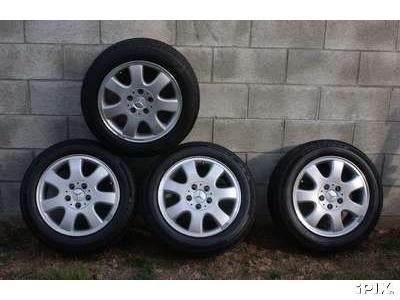 Acura Wheels on 1992 300ce   Need Help Which Rims Do I Pick  C Class Rims Or Clk Rims