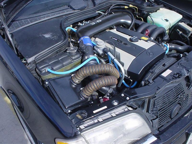 Mercedes M104 Turbo