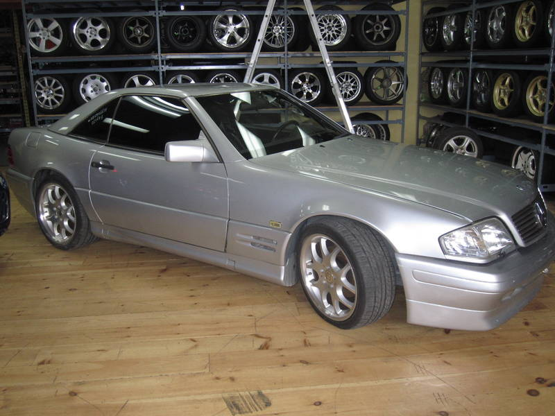 R129 SL Brabus?? - PeachParts Mercedes ShopForum