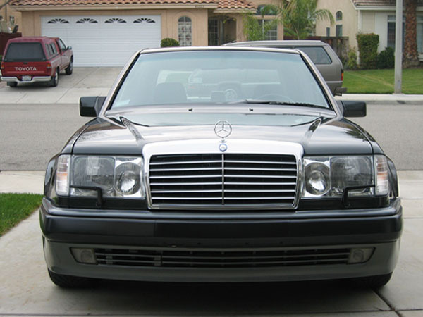 E500 euro headlights clear me up peachparts mercedes for Mercedes benz 190e headlights