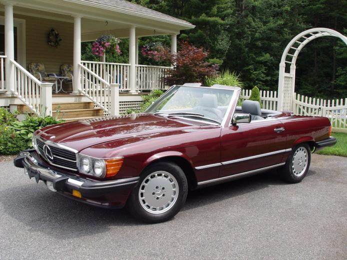 Current mid 80 39 s 107 values peachparts mercedes shopforum for Mercedes benz 80s