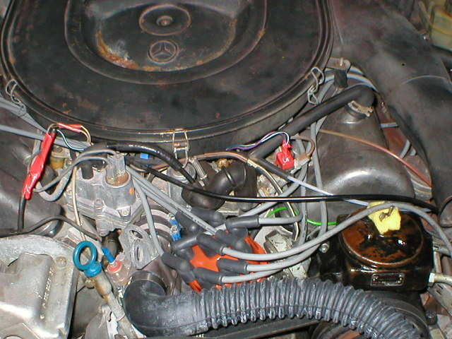 450sl engine wiring peachparts mercedes shopforum