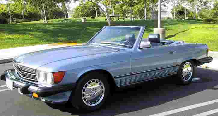 What S Your Favorate Mercedes Colour Combo On Which Sl