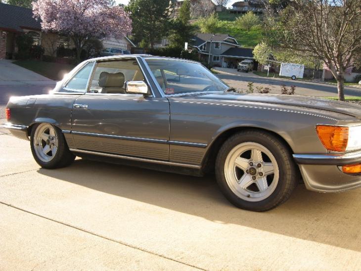 Mercedes Centra Wheels