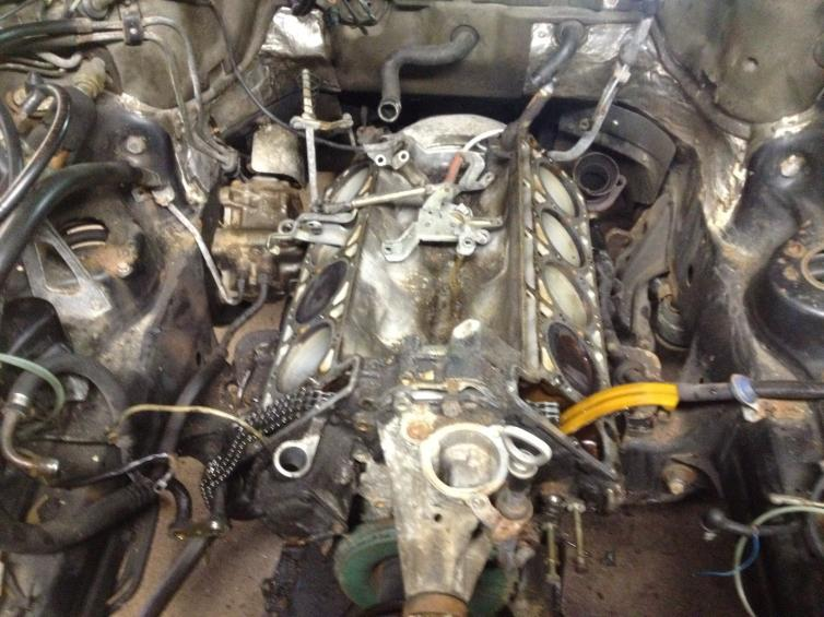 W126 420 sel rebuild - PeachParts Mercedes-Benz Forum