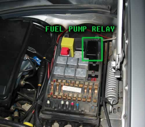 car fuse box jumper engine cuts off - 1984 380se - peachparts mercedes-benz forum rewiring a car fuse box #11
