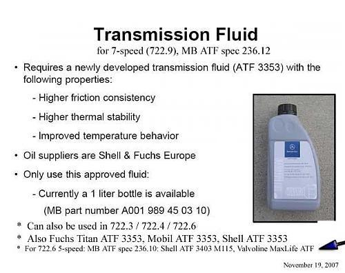 Transmission fluid change causes damage    say dealership - Page 3