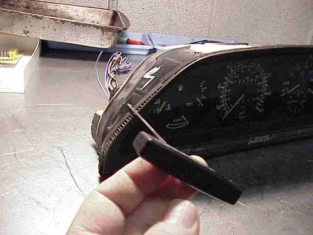 Volvo Of Houston >> How to remove instrument cluster. - PeachParts Mercedes-Benz Forum