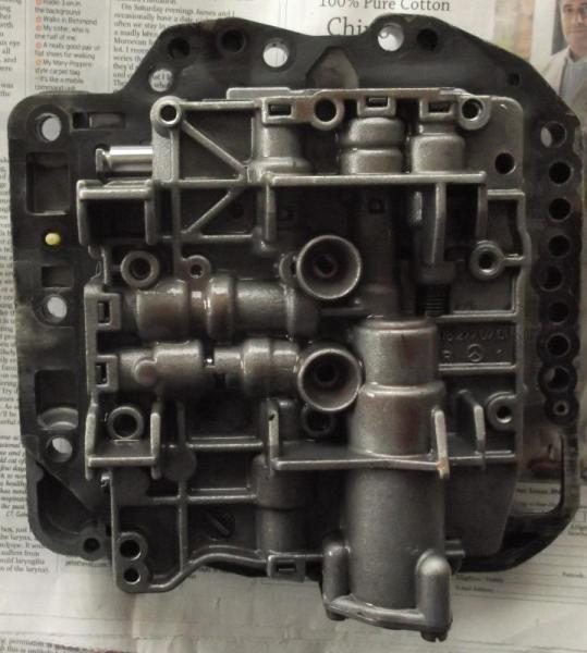 1992 Mercedes Benz 190 E Head Gasket: Naked Pictures Of A (722.112 Valve) Body