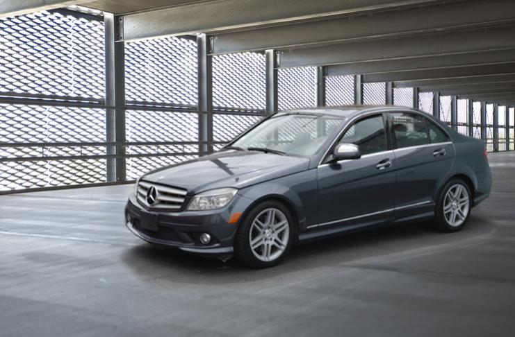 Introducing our W204 C350 Sport! - PeachParts Mercedes-Benz