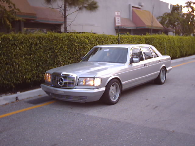 5200 For A 1985 500sel In Ec A Good Price Peachparts
