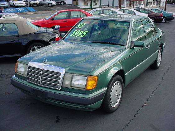 Image gallery mercedes 300e for Mercedes benz 300e parts