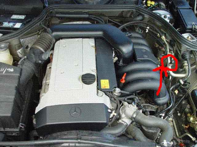 Low Port For A C Recharge Peachparts Mercedes Benz Forum