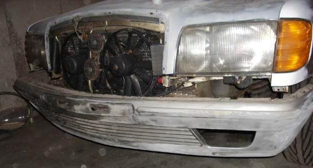 Will Euro 500SEC Ft bumper fit 86-91 W126 Sedan