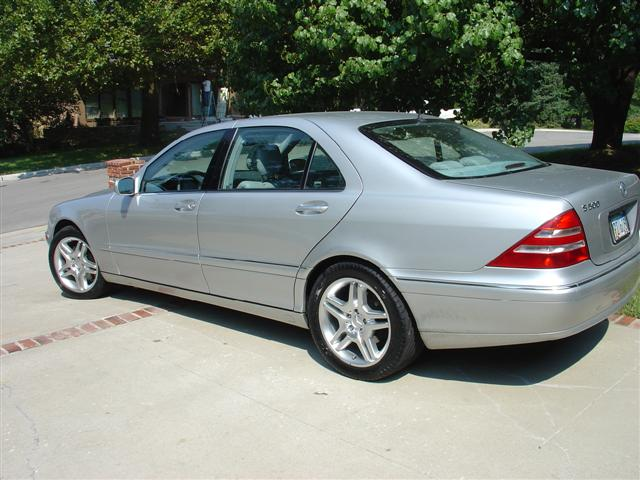Mercedes w220 reliability