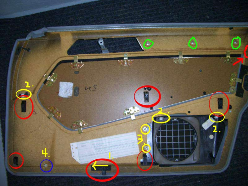service manual how to fix panel on a back of passenger. Black Bedroom Furniture Sets. Home Design Ideas