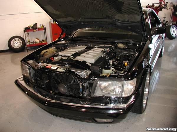 Jaguar v12 engine in sec mercedes benz forum for Mercedes benz v 12 engine