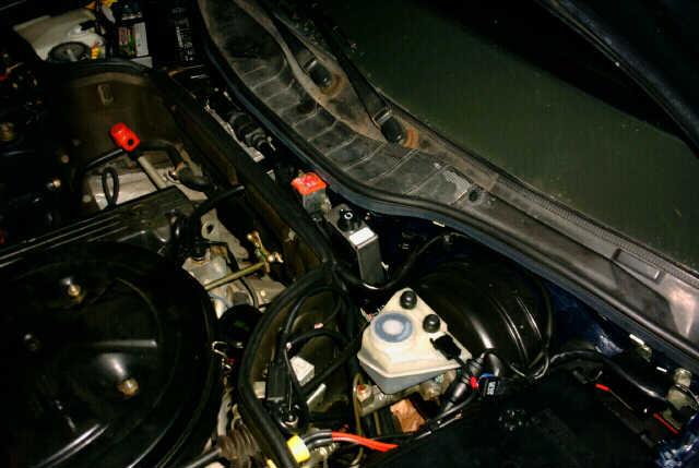 D Fuel Pump Relay Location Sel on Mercedes 300e Fuel Pump Relay Location