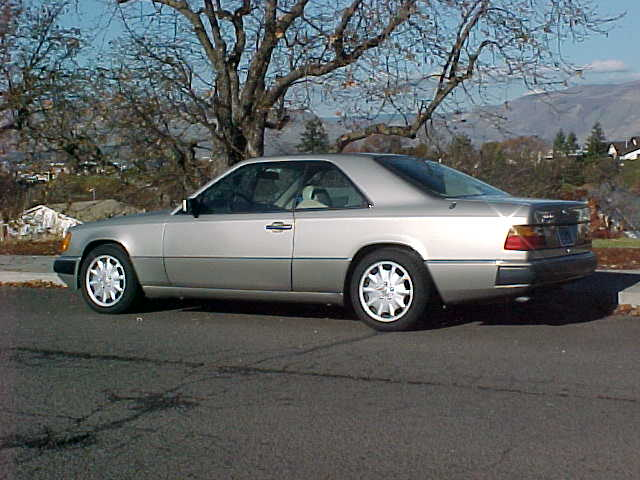 300ce e320 coupe owners roll call page 10 peachparts for Mercedes benz 300ce problems