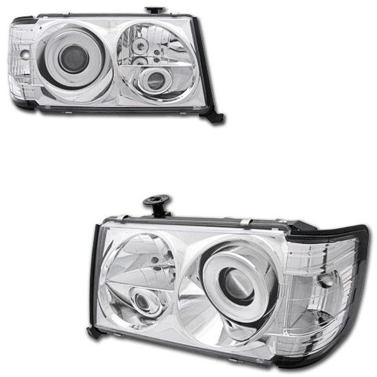 Euro Projectors Headlights, Would It Fit On US Spec W124