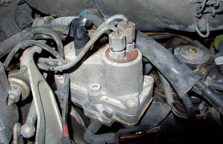 500SEC Fuel system problem - PeachParts Mercedes-Benz Forum