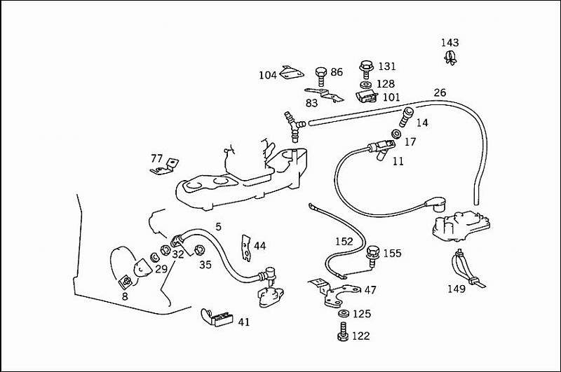 1993 mercedes 190e engine diagram html