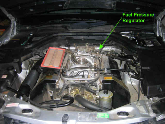 How To Remove Fuel Pressure Regulator Frm 98 S420 Peachparts Rhpeachparts: 2003 Mercedes E320 Fuel Pressure Regulator Location At Taesk.com