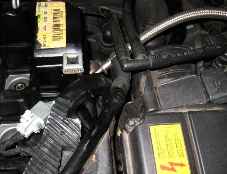 Oil covered spark plugs on M271 C230K  Seeking advice  (Pics