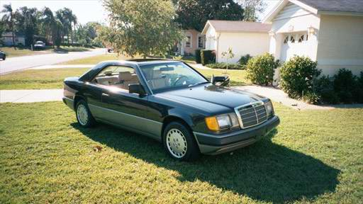Swapping seats between a 1991 and 1988 300ce peachparts for Mercedes benz 300ce problems