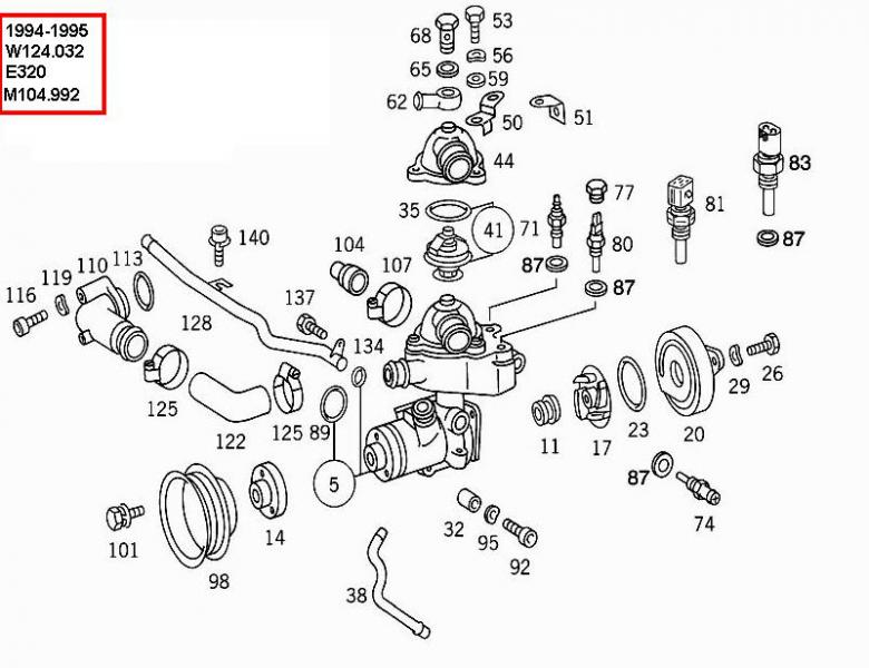 w210 engine diagram get free image about wiring diagram 1994 Mercedes E420 1997 mercedes e420 engine diagram