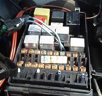 300sd fuse box diagram on 1984 sel fusebox relay peachparts mercedes benz #7