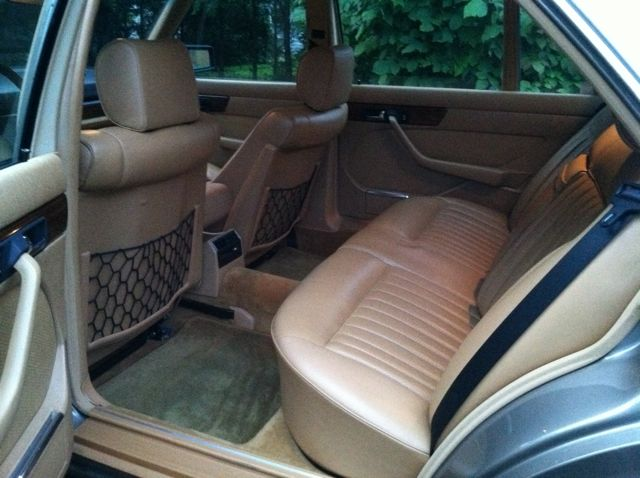 First Time Benz Owner 1987 420 Sel Peachparts Mercedes Benz Forum