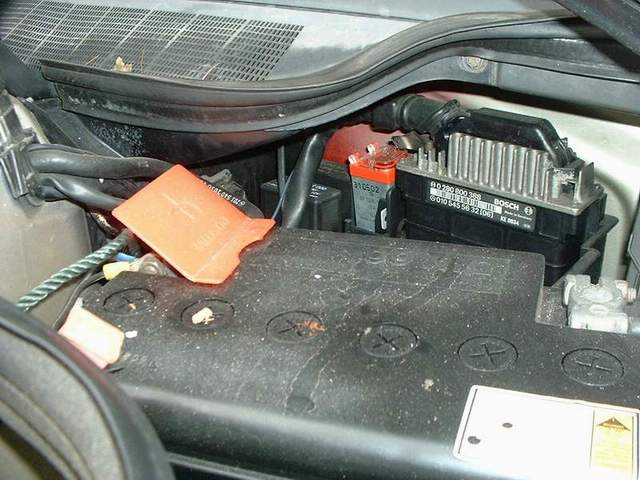 D E Where Ovp Located Ovp on Mercedes 190e Fuel Pump Relay Location