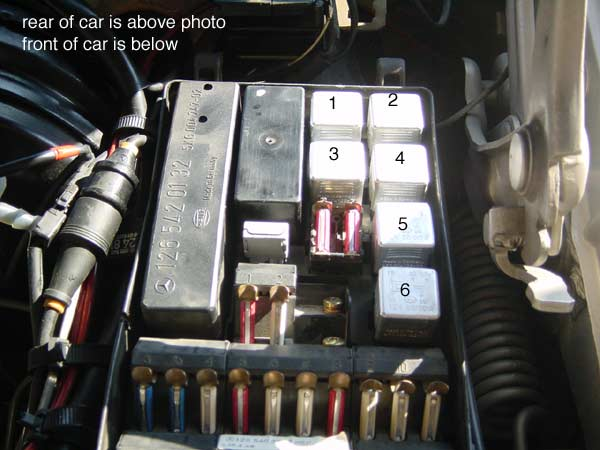 mercedes 300sd fuse box diagram  mercedes  get free image