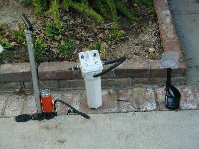 bosch cis fuel injector tester