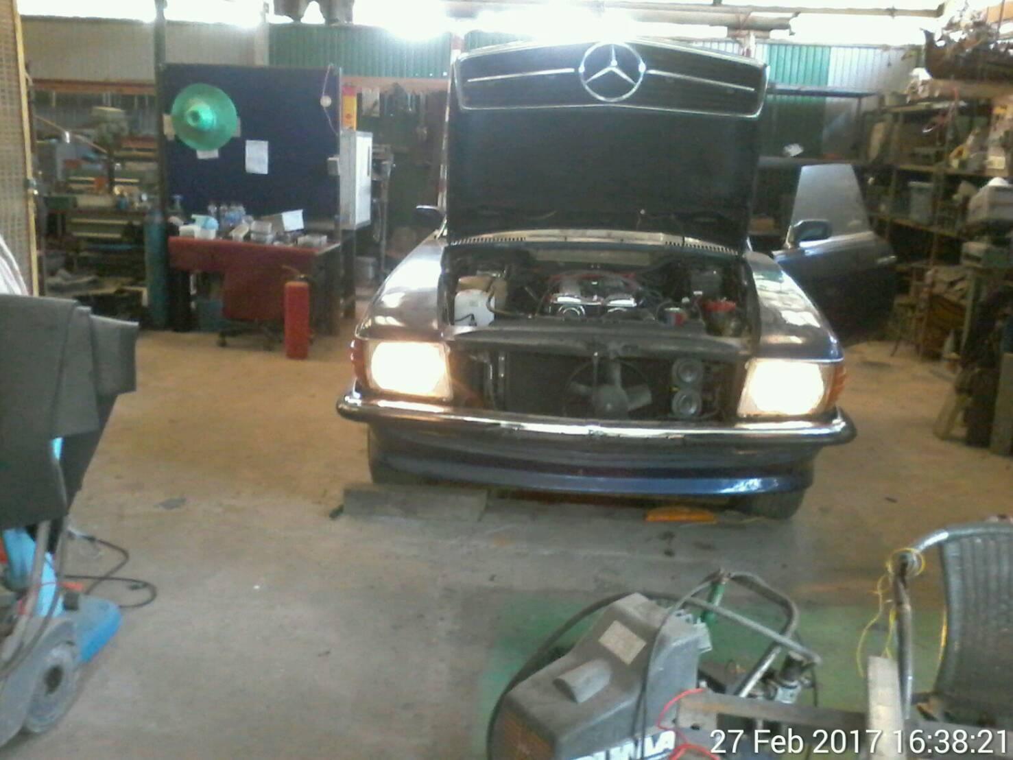 Ignition switch wiring  - PeachParts Mercedes-Benz Forum
