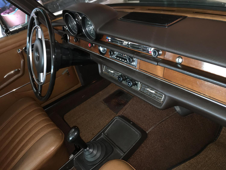 Column Shifter Lever Knob for Mercedes W108 W109 280S SEL SE  Gear Knob Ebony