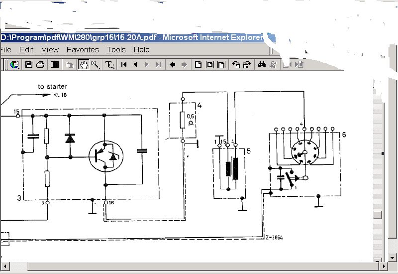 Transistorized Wiring Diagram
