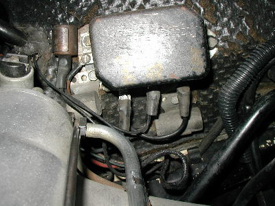 6 cylinder engine generator-alternator  conversion-mbz-original-generator-regulator-